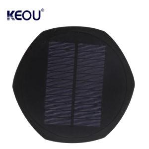 高品質のRoHS青いカラー多色刷りのパソコン防水エネルギー電池の屋外の芝生のスマートなトーチランプLEDの太陽炎ライト