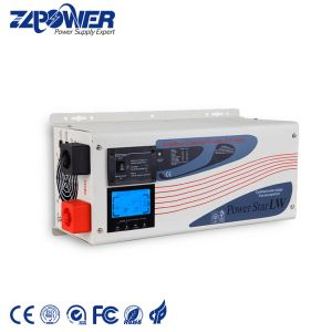 熱い販売のセリウム公認3000W 12/24Vの純粋な正弦波の純粋な銅の変圧器の太陽エネルギーインバーター