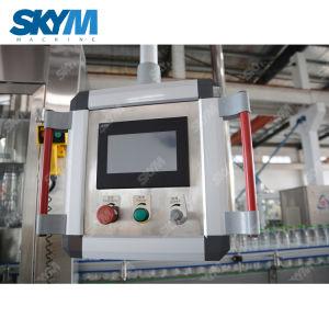 3 en 1 máquina purifica el agua potable y agua mineral de llenado de lavado de piezas de Máquina Tapadora