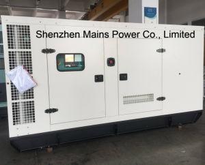 Reservebewertung 165kVA schalldichter BRITISCHER Perkin Dieselgenerator des generator-MP165e