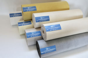 Fiberglas-Staub-Filtertüte mit PTFE (Fiberglasmassengarn-Filtermaterial)
