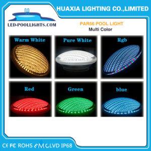 Indicatore luminoso impermeabile subacqueo della piscina di PARITÀ 56 LED di colore IP68 di RGB