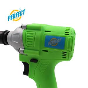 20V chave sem escovas elétricas chave sem fios com bateria de impacto