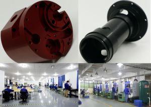 Maquinaria CNC de piezas con Al, Ss, cobre, plástico de la fábrica de Bytune