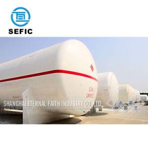 Suministro de la fábrica de tanques de almacenamiento de GNL en venta