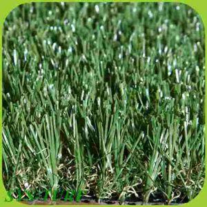 Buntes Dach-dekorativer künstlicher Gras-Chemiefasergewebe-Rasen