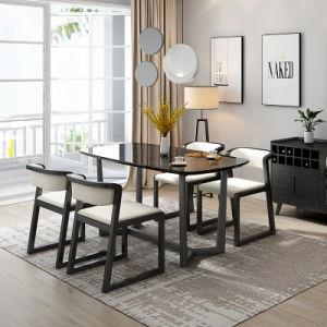 Restaurante moderno de madera nórdica de Muebles Muebles de Comedor Mesa para el hogar