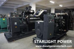 50kVA - 2000kVA Shangchai Gerador eléctrico de gasóleo/Motor Diesel de 4 tempos/Gerador