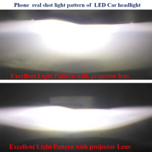 高品質9006 LEDのヘッドライトキットCanbus明滅無し無線妨害無し