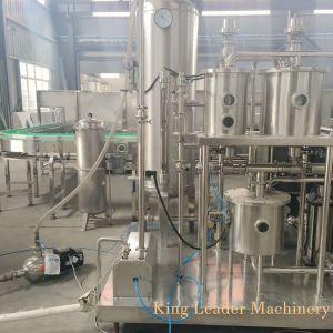 Bebidas Carbonatadas Misturador de bebidas de gás com certificação CE