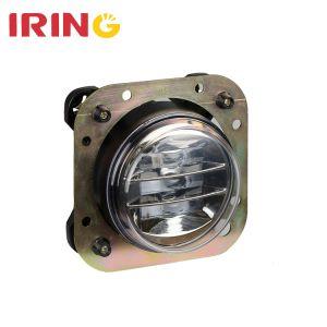 バストラックのトレーラー(LHL0090F)のための10-30V 13.5W LEDの霧の前部ヘッドランプ