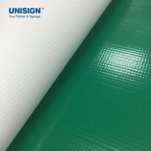 Lamellenförmig angeordnetes Vinyl-Polyester-Pool-Deckel-Gewebe Belüftung-überzogenes Gewebe