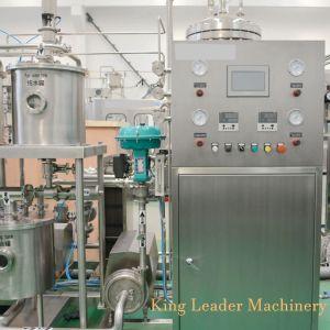 máquina de mistura de água a gás Bebidas carbonatadas