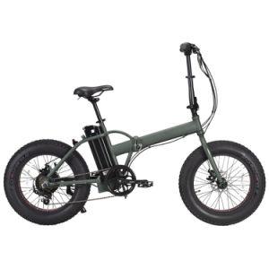 20 Polegadas Dobra Dobrável Pneu gordura bicicleta eléctrica com 8 divertido Pedal do Motor Auxiliar