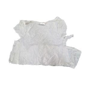 Limpeza geral Fabric pedaços cortados T Shirt Algodão panos de limpeza