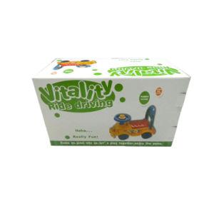 Envases de papel corrugado Toy Box