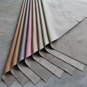 Haute qualité Super Doux pour jupe en cuir de PU