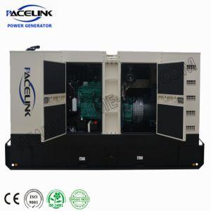 25kVA~1500kVA a Cummins equipado com proteção acústica gerador a diesel com marcação CE/ISO