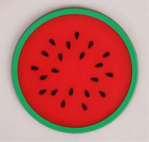 Сублимация MDF кружка Coaster пустые поля нажмите кнопку Coster тепла