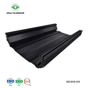 Perfil de aluminio de alta precisión para el alquiler de equipos de audio el radiador