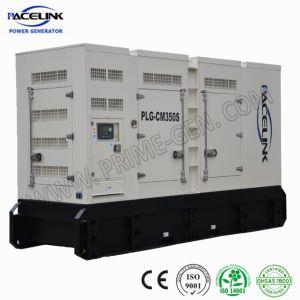 25 Ква~1500 ква на базе Cummins звуконепроницаемых дизельный генератор с CE/ISO