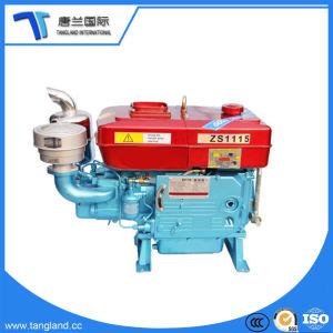 소형 트랙터 또는 힘 타병 소형 보트 또는 발전기 세트를 위한 단 하나 실린더 디젤 엔진