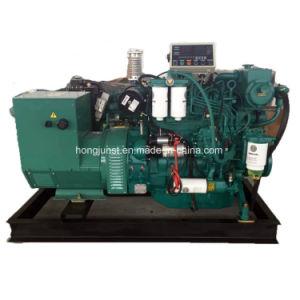 Weichai 50kwのCCS Certicateの海洋のディーゼル発電機セット