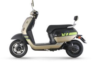 Motorino elettrico della batteria potente 72V con la carica del telefono del USB e la gomma radiale (MG5)