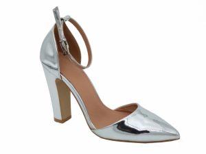 Les femmes sandales Bandage sangle de cheville pompes Super High Heels Shoes