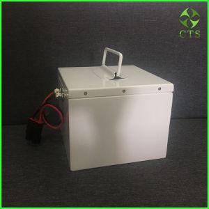 24V電気バス、トラックおよびトロリーの車椅子のためのプリズムLiFePO4平らなセルリチウム電池のパック25ah 12V 50ah 175ah
