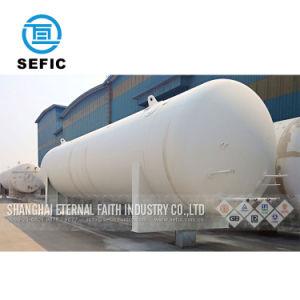 Caliente Industrial tanque de almacenamiento de GNL de venta