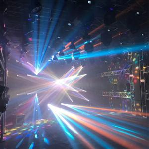 [17ر] [350و] يتقدّم [هيغقوليتي] زاويّة [دمإكس] تحكّم مرحلة حزمة موجية ضوء متحرّكة رئيسيّة