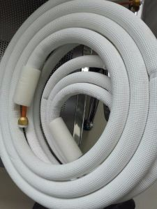PUの空気管のPEの熱の保存の管