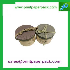 رفاهيّة عادة قبعة ورق مقوّى ورقيّة يعبّئ عقد سوار مجوهرات [ستورج بوإكس] مع إسفنجة