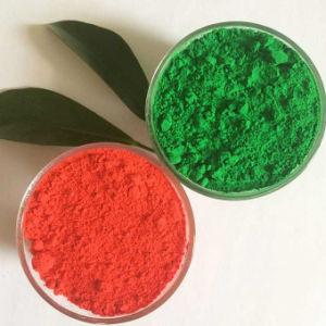Oxyde van het Ijzer Fe2o3 van het Pigment van de Kleur van de Groothandelsprijs van de fabriek het Ceramische Rode