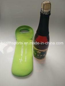 Singolo sacchetto del dispositivo di raffreddamento di Champagne isolato abitudine del supporto di bottiglia del vino del neoprene