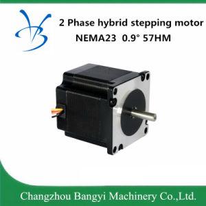0.9Deg NEMA23. 57HM2A51-254 2A 4los cables del motor camisa