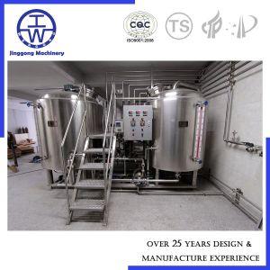équipement de brassage de bière artisanale 200L - 2000L Commercial Industriel Brewhouse Brasserie