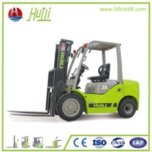 Novo Tipo de equipamento de transmissão 2,5 ton carro diesel