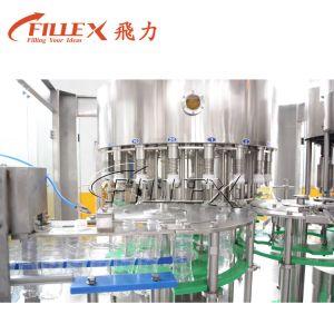 Macchina di rifornimento rotativa automatica piena dell'olio della bottiglia dell'animale domestico