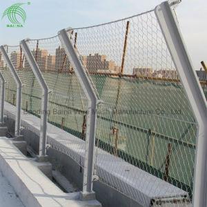 Corde de fils en acier inoxydable flexible Câble système Mesh pour main courante