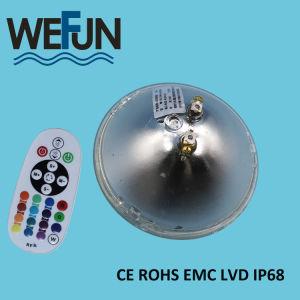 Indicatore luminoso subacqueo caldo della piscina di bianco 12V 35W LED PAR56