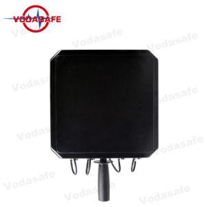 Draagbare 6baste Stoorzender/Blocker, Stoorzenders voor Al Mobiel Gamma 20100m van de Dekking van de Telefoon 3G/2g (GSM/CDMA/DCS) /4glte/Wi-Fi2.4G