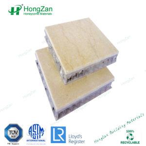 装飾のパネルのための床タイルが付いている極めて薄い石造りのタイル