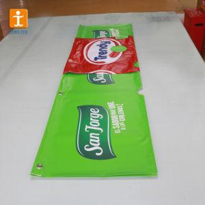 カスタム卸し売り高品質の屋外広告のビニールの旗