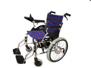Jq система питания от 22 дюймовые инвалидная коляска - говорит по двигателя