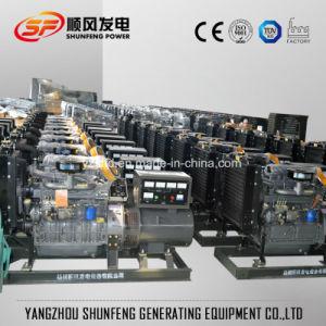 Preiswerter elektrischer Strom-Diesel Genset des Fabrik-Zubehör-100kw China Weichai