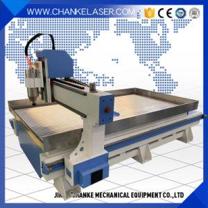 1300X2500mm 7.5kw水冷却スピンドルが付いている木製のWindows CNCの木工業機械