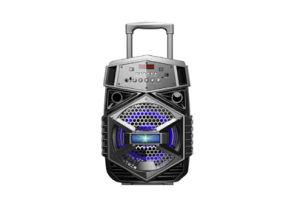 Neuer Musik-Lautsprecher mit schönem Shinning Licht Al1253 Amaz