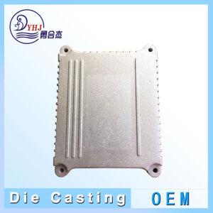 OEM de aleación de aluminio de aleación de zinc moldeado a presión y piezas de repuesto en China